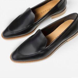 Everlane Black Modern Loafer Sz 7